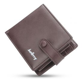 Baellerry pánská peněženka Sucell Tmavě hnědá