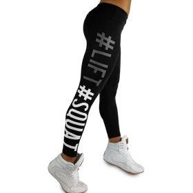 Dámské Sportovní legíny Fitness Squat