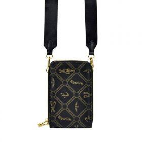 Eslee dámská kabelka na mobil Gold