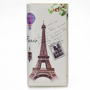 Dámská peněženka s motivem Paříž - Eiffelova věž