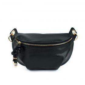 ARtofpolo Dámská kabelka Simple Style Černá