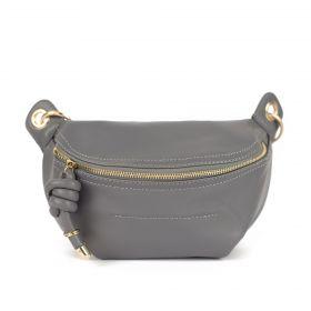 ARtofpolo Dámská kabelka Simple Style Šedá