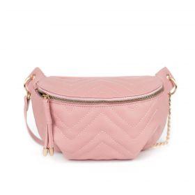 ARtofpolo Dámská kabelka Bukurešť Růžová