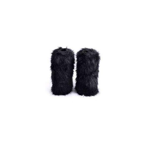 Návleky na nohy z umělé kožešiny - 40cm - aviatorky.cz 2f45863fdc