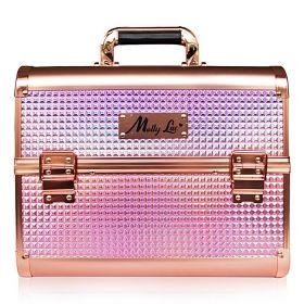 MollyLac kosmetický kufřík L Rose