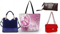 Kabelky,batohy a tašky