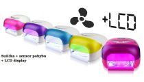 LED- UV  lampy a sušičky na nehty